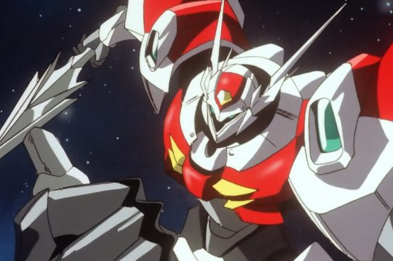 Watch and ReWatch #002: Uchū no kishi Tekkaman Blade