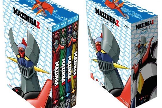 #Unboxing: Mazinger Z Blu-Ray Box Limited Edition (Yamato Video & Koch Media, 2019)