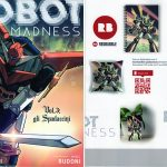 #BooksArchive 006: Robot Madness Vol.3: Gli spadaccini